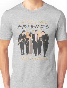 FRIENDS tv show cast  Unisex T-Shirt