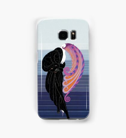 "Art Deco Costume by Erte ""Beauty and the Beast"" Samsung Galaxy Case/Skin"