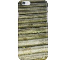 Mouldy Wood iPhone Case/Skin