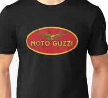 Moto Guzzi Grunge Unisex T-Shirt