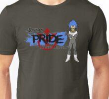 Saiyan Pride Training Academy - SSJB Unisex T-Shirt