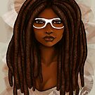 White Glasses by Shakira Rivers