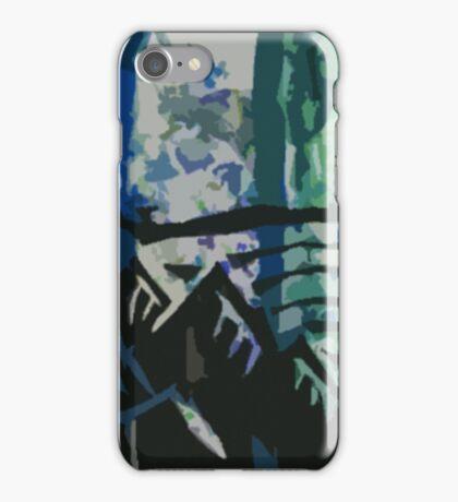 Blue Mountain Range iPhone Case/Skin
