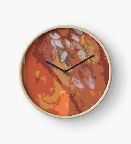Red Hot Chili Pepper Clock