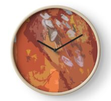 Red Hot Chili Pepper Clock