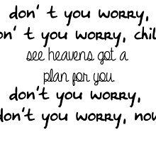 Don't Worry by ihartjoehart