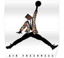 AIR FRESHNESS Poster