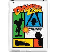 Wherever There Is Danger  iPad Case/Skin