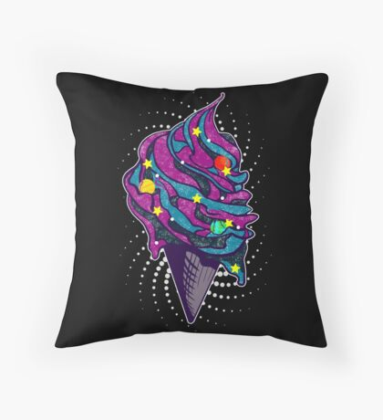 Sweet Space Throw Pillow