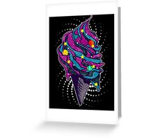 Sweet Space Greeting Card