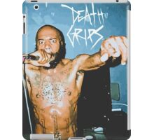 MC Ride (Death Grips) Vector iPad Case/Skin