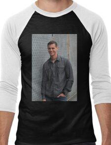Portrait Of A Man Men's Baseball ¾ T-Shirt