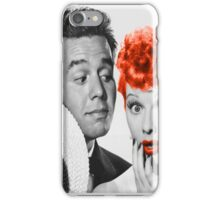 Who loves Lucy iPhone Case/Skin