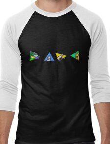 Modern Life Men's Baseball ¾ T-Shirt