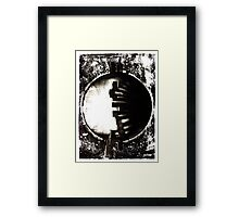 Scifi-World Framed Print