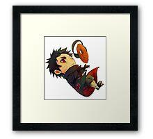OBITO Framed Print
