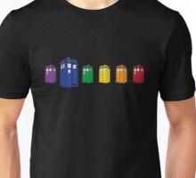 The Tardis Spectrum Unisex T-Shirt