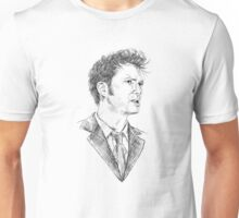 10th Doctor - Doctor Who Unisex T-Shirt