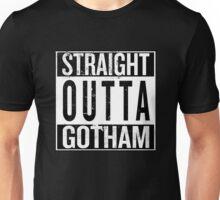 Straight Outta Gotham Unisex T-Shirt