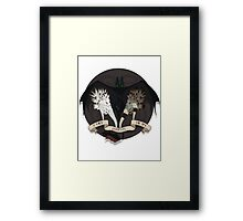 The Alphas Framed Print