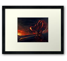 Anime 104 Framed Print