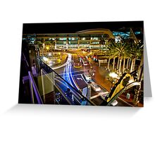 DT Night Greeting Card