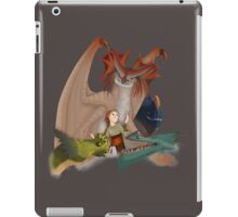 Valka and the dragons iPad Case/Skin