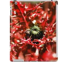 Deadly Thistles iPad Case/Skin