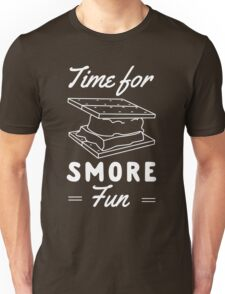 Time for smore fun Unisex T-Shirt