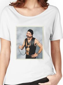 Tobias Fünke - Leather Daddy Women's Relaxed Fit T-Shirt