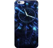 The Time iPhone Case/Skin