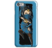 Mortal Kombat • Kitana iPhone Case/Skin