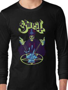 Ghost - Papa Emeritus Long Sleeve T-Shirt
