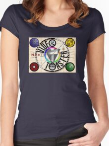 Video Toaster Women's Fitted Scoop T-Shirt