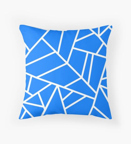 FRACTAL Throw Pillow