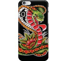 Traditional Cobra iPhone Case/Skin
