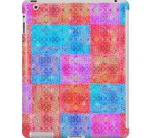 d29: psych tetris iPad Case/Skin