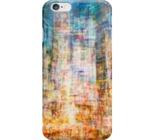 Average Time Square iPhone Case/Skin