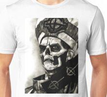 GHOST BC POPE HIJAU Unisex T-Shirt