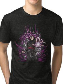 Black Goku  Tri-blend T-Shirt