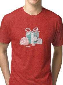Tiffany Rose Tri-blend T-Shirt