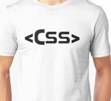 CSS Web Development Unisex T-Shirt