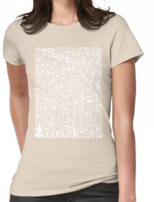 Dans Womens Fitted T-Shirt