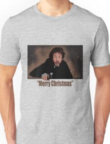 """Merry Christmas love from Hans"" Unisex T-Shirt"