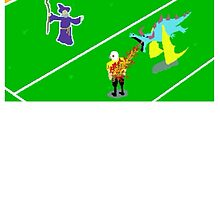 fantasy football by mrwuzzle