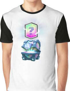 Clash Royale Legendary Chest Graphic T-Shirt