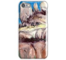 Somewhere in the Superstitions iPhone Case/Skin