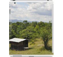 Countryside in Rila, Bulgaria iPad Case/Skin
