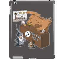 Middle Earth Travels iPad Case/Skin