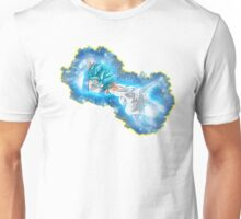 Dragon Ball Super - Vegetto Blue Ki Unisex T-Shirt
